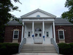 shillington town hall