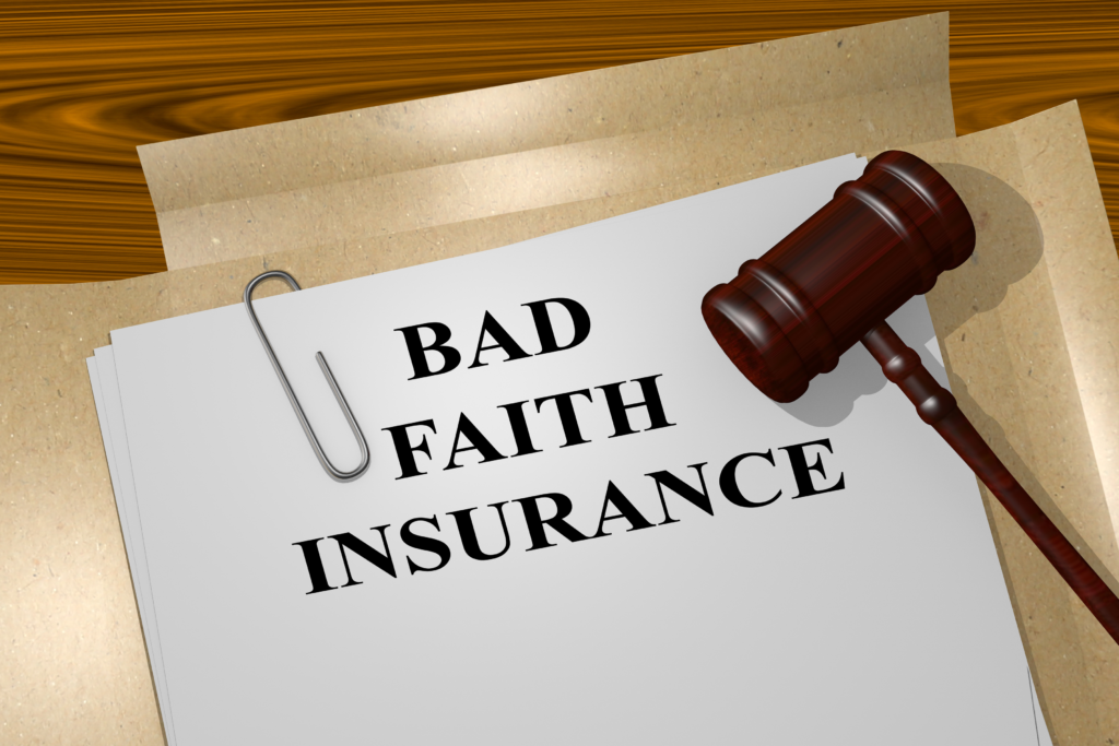 bad faith insurance attorneys Philadelphia PA