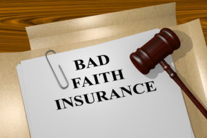 Insurance Bad Faith in legal folder HGSK lawyers.com