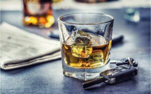 drink and car keys